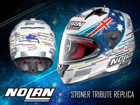 Nolan N64 Stoner Tribute Replica